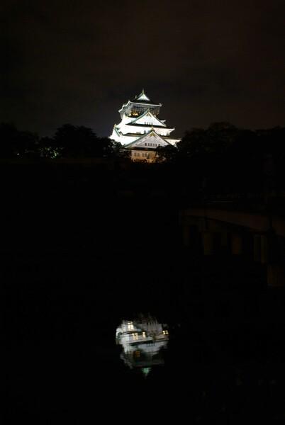 castle in the dark
