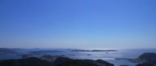 【天】春の海