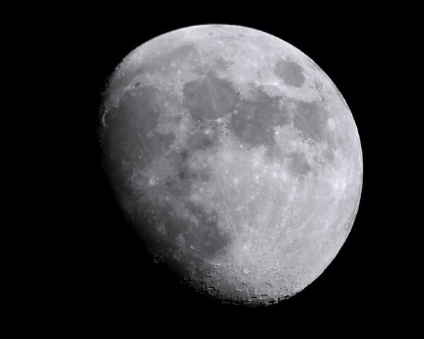 X−S1で月撮り