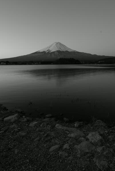 再度、富士山
