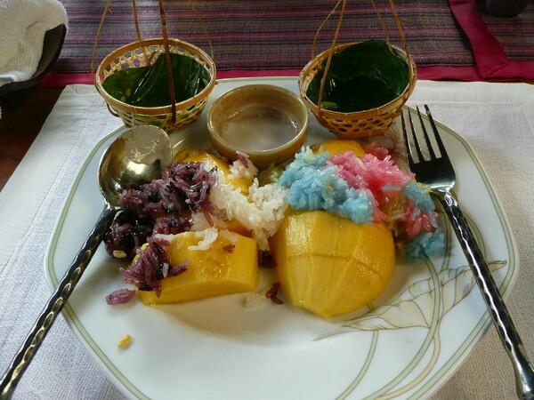 【生活の色】 バンコク市民のデザート
