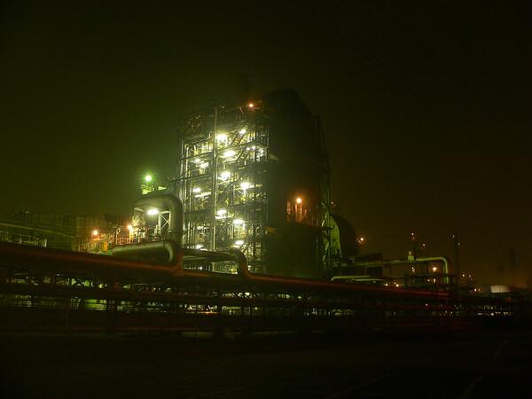 工業地帯の風景から・・・