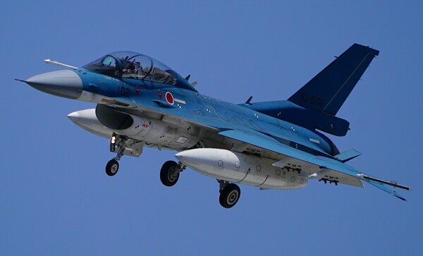 F-2B戦闘機