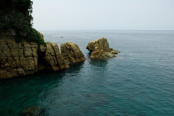 あまるべの海