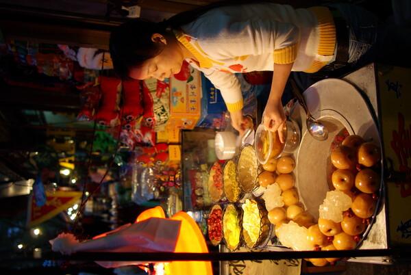 中国西安ムスリム街2