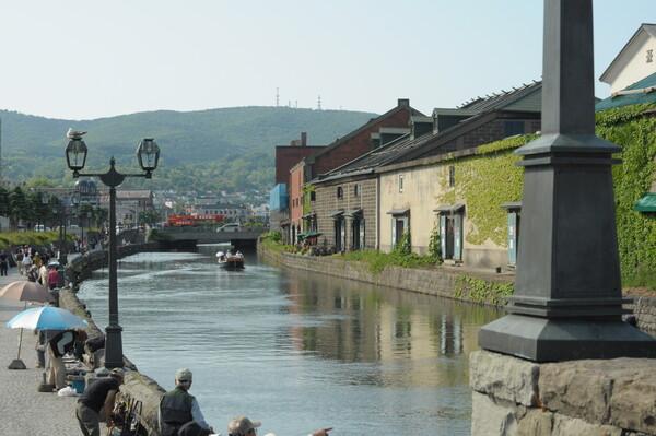 【はるの予感】運河