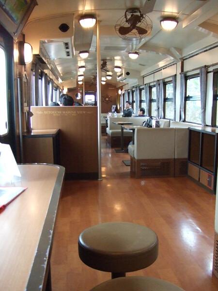 瀬戸内マリンビュー(JR呉線)