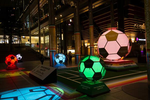FIFA Club World Cup Japan 2015 開幕