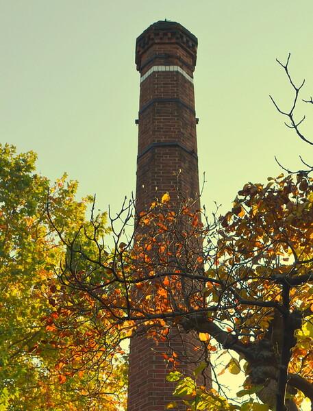 煉瓦造煙突