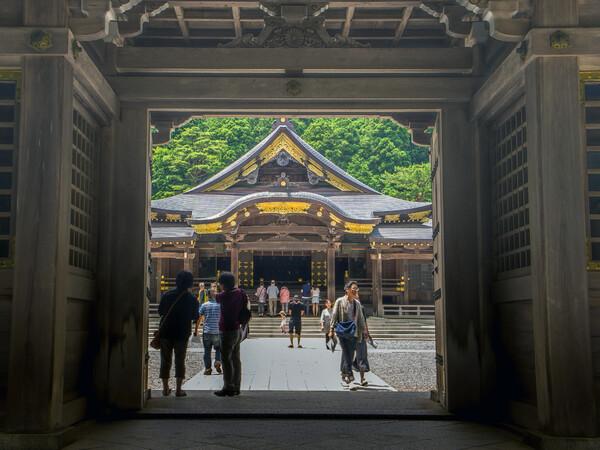 【寺社百景】山門くぐれば