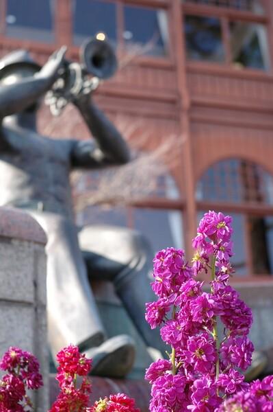 【花】と調べ♪と洋館と