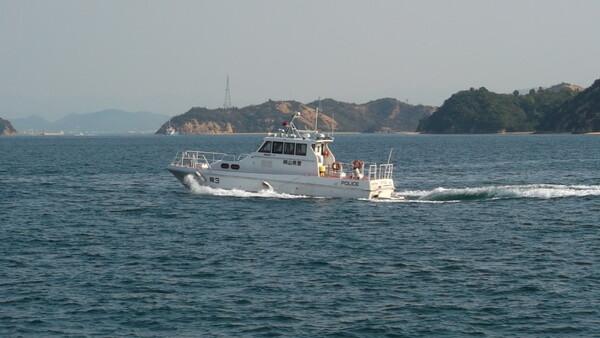 岡山県警巡視艇