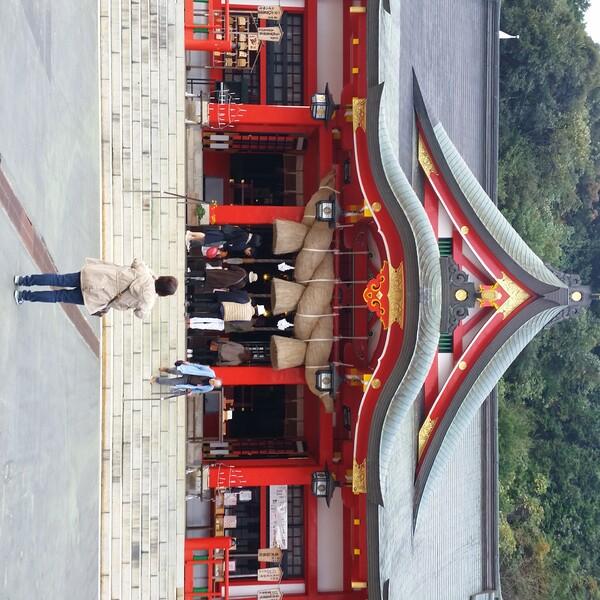 2月のお題【寺社百景】