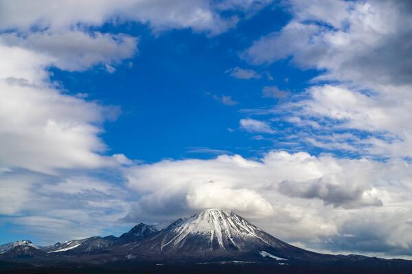 2月の大山