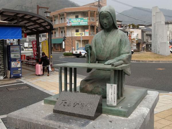 TAKE版 岡山県新見市駅付近