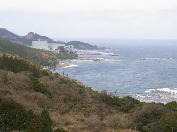 中国電力島根原子力発電所