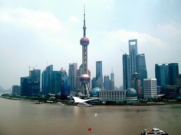 上海絵葉書風景