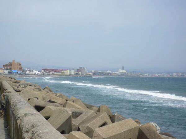 【心】海辺
