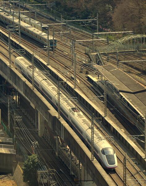 秋田新幹線開業20周年記念号