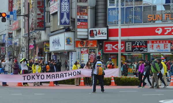 東京マラソン2014最終ランナー