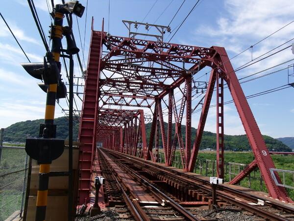 9連トラス橋