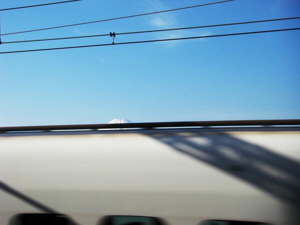 (日本)富士山 $ 新幹線