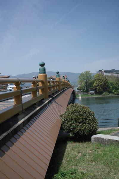 【縦画像】瀬田の唐橋