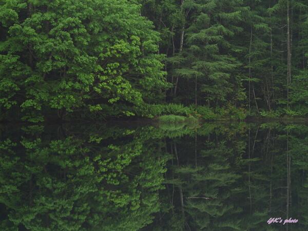 静かな湖畔2