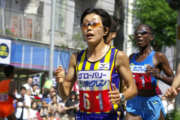 札幌ハーフマラソン
