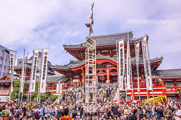 【情景】大須大道町人祭