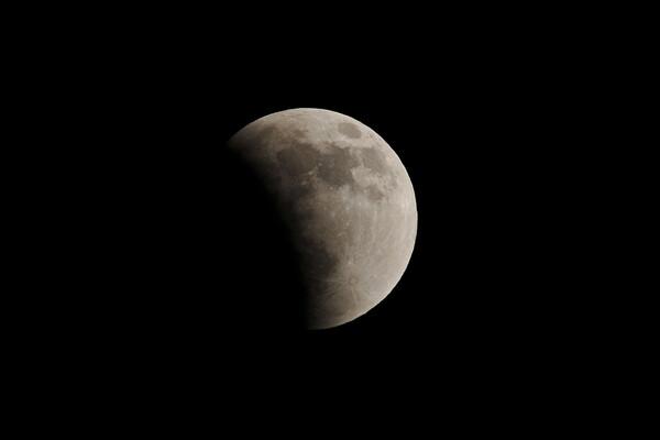 皆既月食2