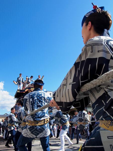 [日本]成田祇園祭