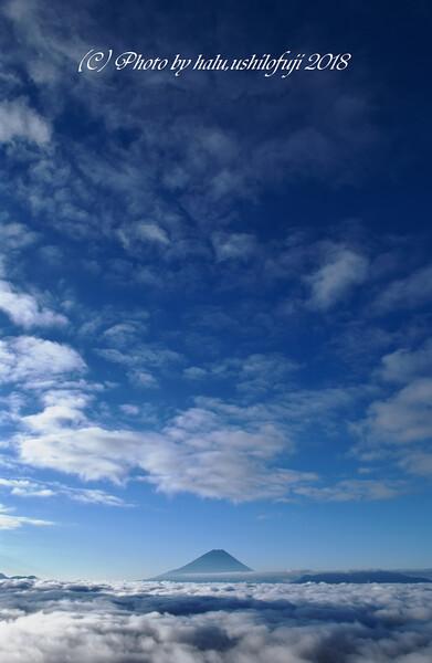 雲の上の雲