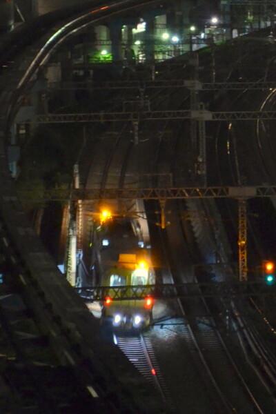 東海道新幹線保線車両2