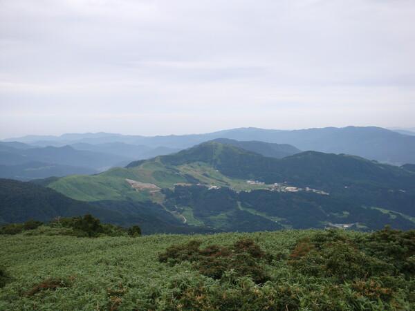氷ノ山登山