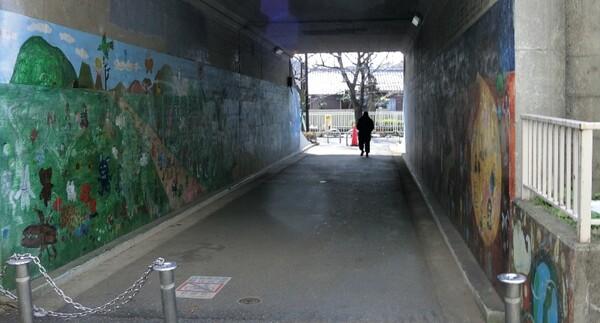 人生のトンネル