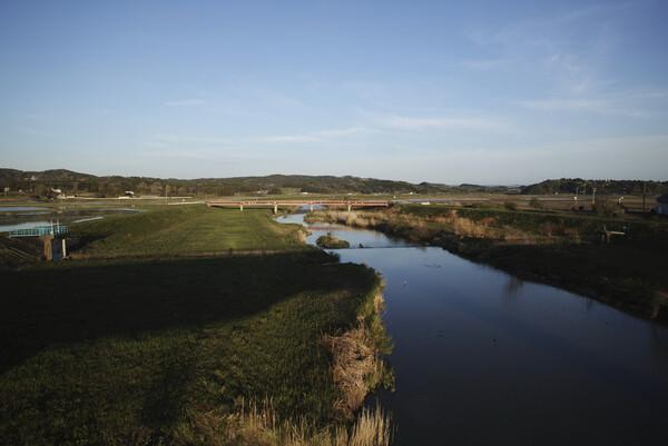 北上川支流