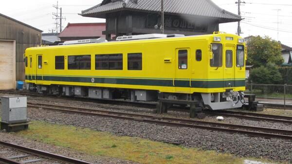 いすみ鉄道に新車