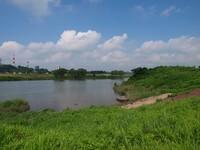 川と空と・・・