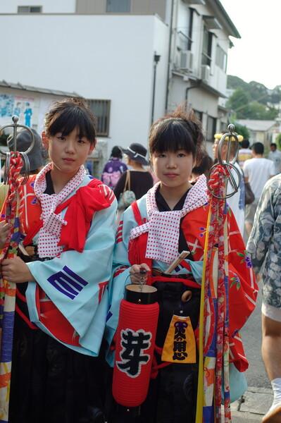 横須賀鴨居祭礼2