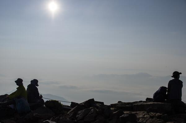 山頂の人々_ペン太Ver