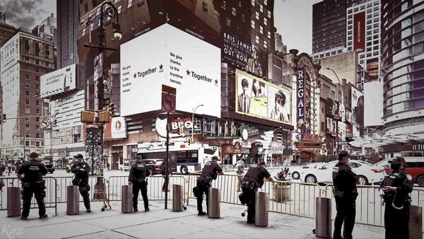 NYC Under Corona Pandemic 10