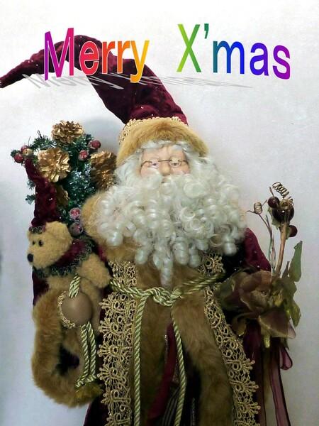 Merry 【X】mas