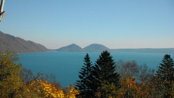 【秋色】湖