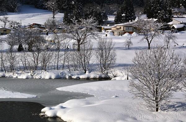 本道寺 冬