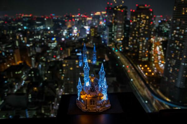 クリスタルな夜景~大都会