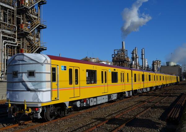 東京メトロ銀座線新型車両