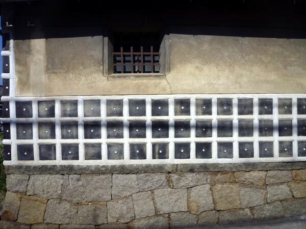 【質】なまこ壁