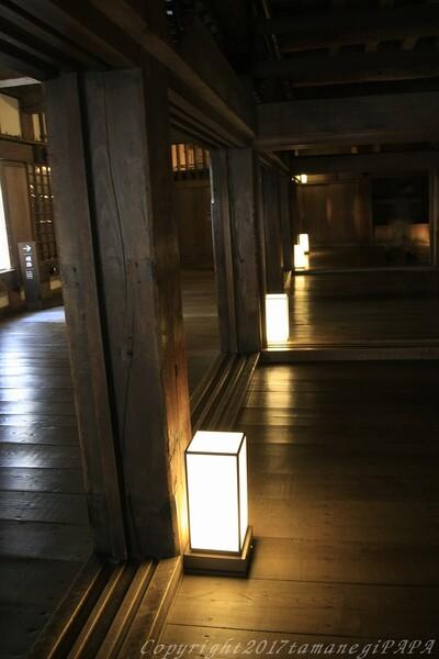 姫路城内2