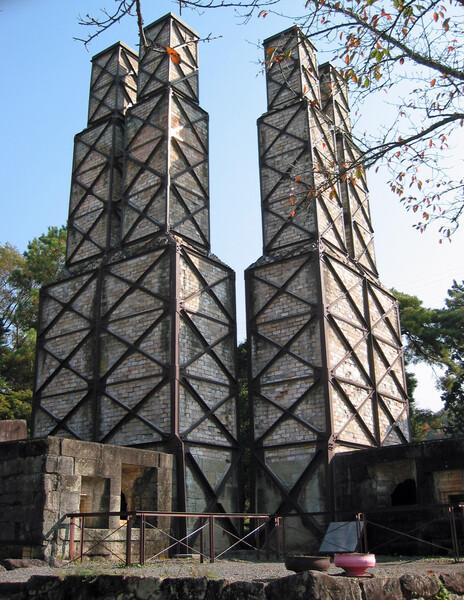 伊豆・韮山の反射炉